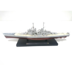 Atlas editions 1:1250 HMS Vanguard Battleship model @sold@